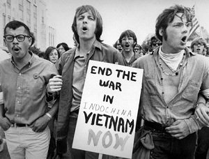 anti war movements and the horror of war