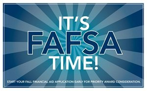 it's fafsa time