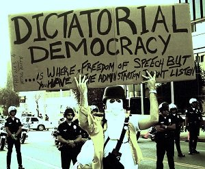 dictatorship government