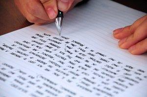 Length of a short essay?