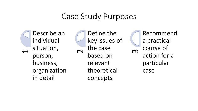 case study purposes