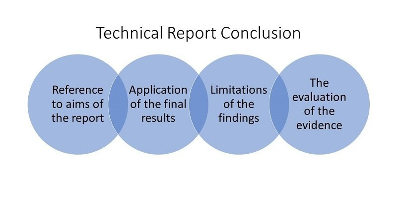 technical report conclusion
