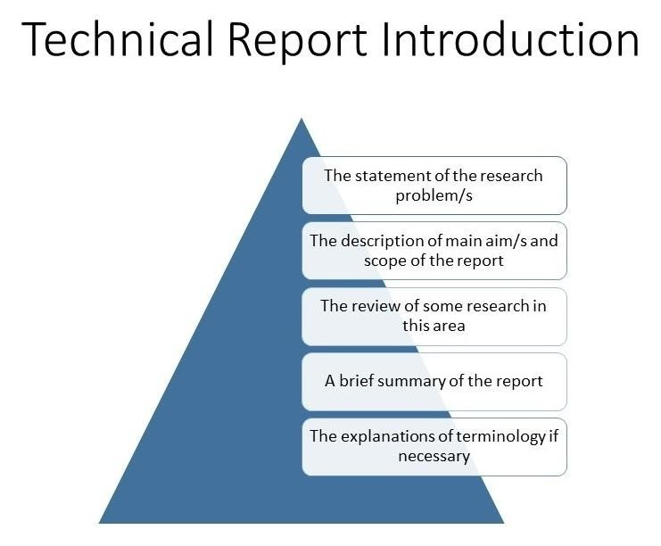 technical report introduction